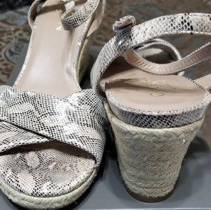 Cole Haan  Wedge Heel Sandals
